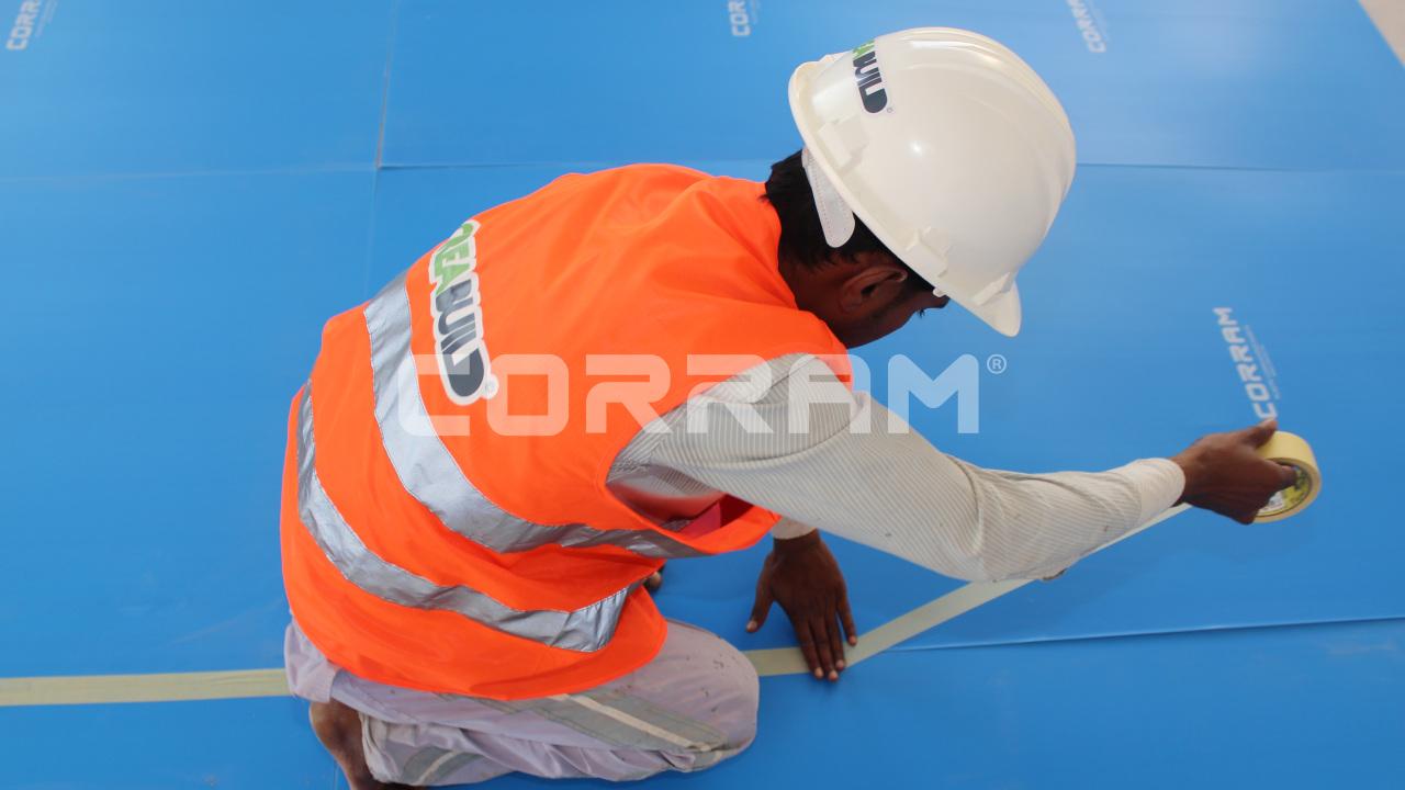 floor worker layer